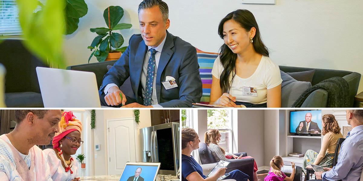 Los testigos de Jehová celebran virtualmente un evento global en más de 500 idiomas