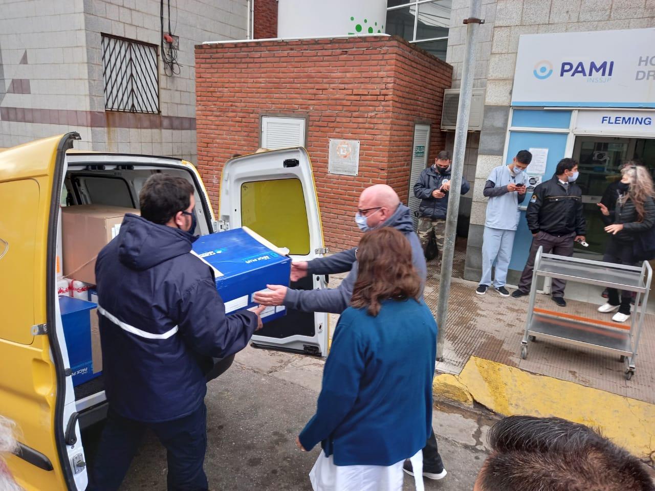 Coronavirus: arribaron más dosis a Mar del Plata y se superaron las 250.000 vacunas
