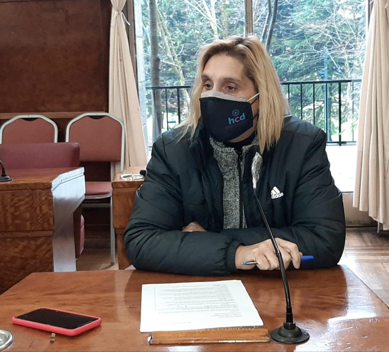 Baragiola vuelve a pedir la limpieza y apertura de calles en tierras del Barrio Aeroparque
