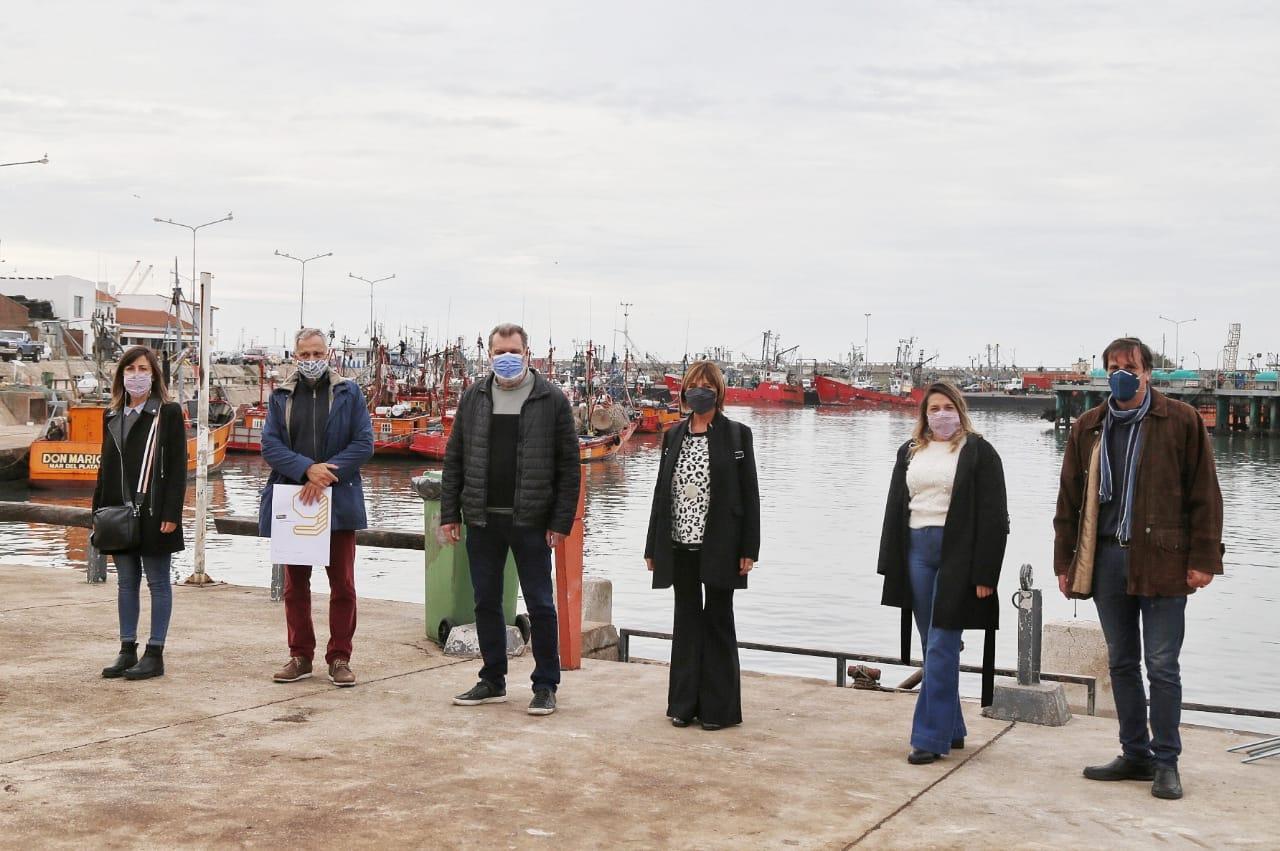 Abren un concurso nacional de ideas para ordenar y jerarquizar el paseo turístico de la Banquina de Pescadores