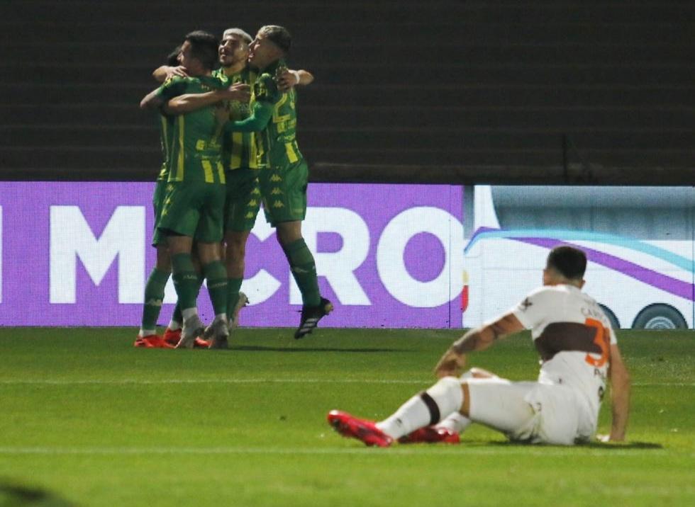 Aldosivi, con mejor juego y oportunismo, superó a Platense en Vicente López