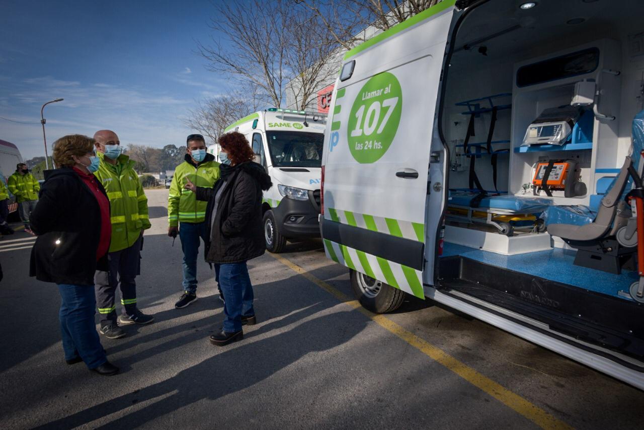 Quedan 660 pacientes en tratamiento por coronavirus en Mar del Plata