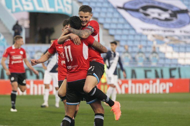 Dura derrota de Alvarado ante Belgrano en Córdoba