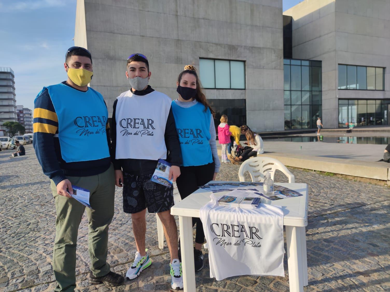 CREAR Mar del Plata se apronta para ir a la elección