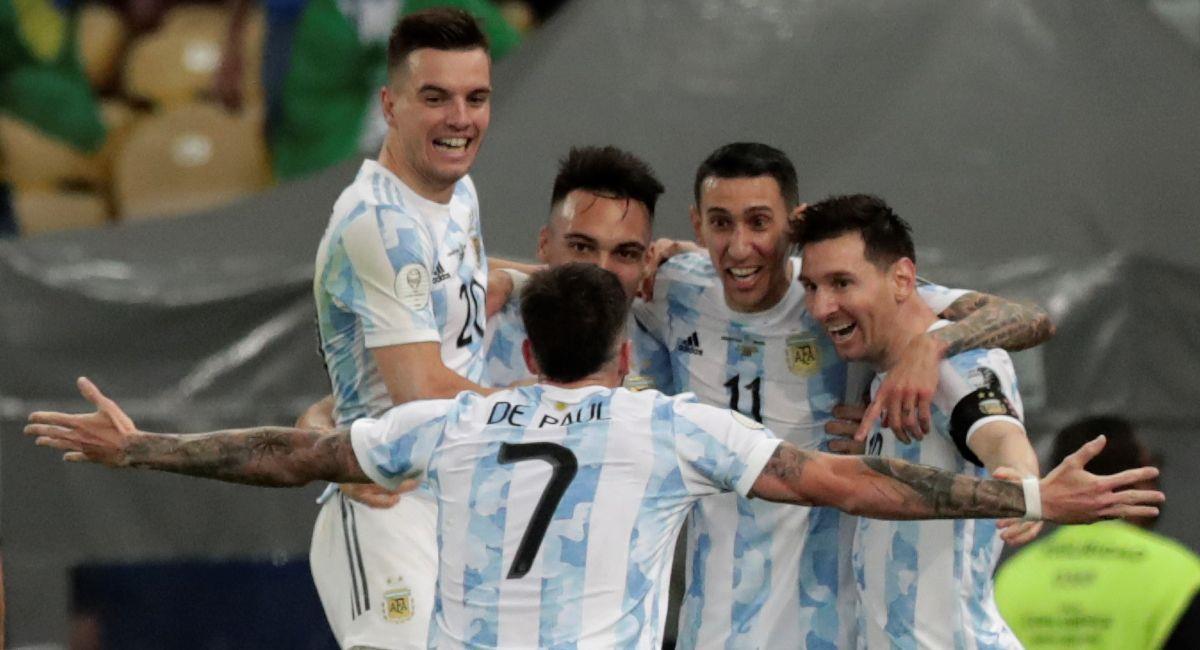 El grito que esperó 28 años: Argentina campeón de la Copa América