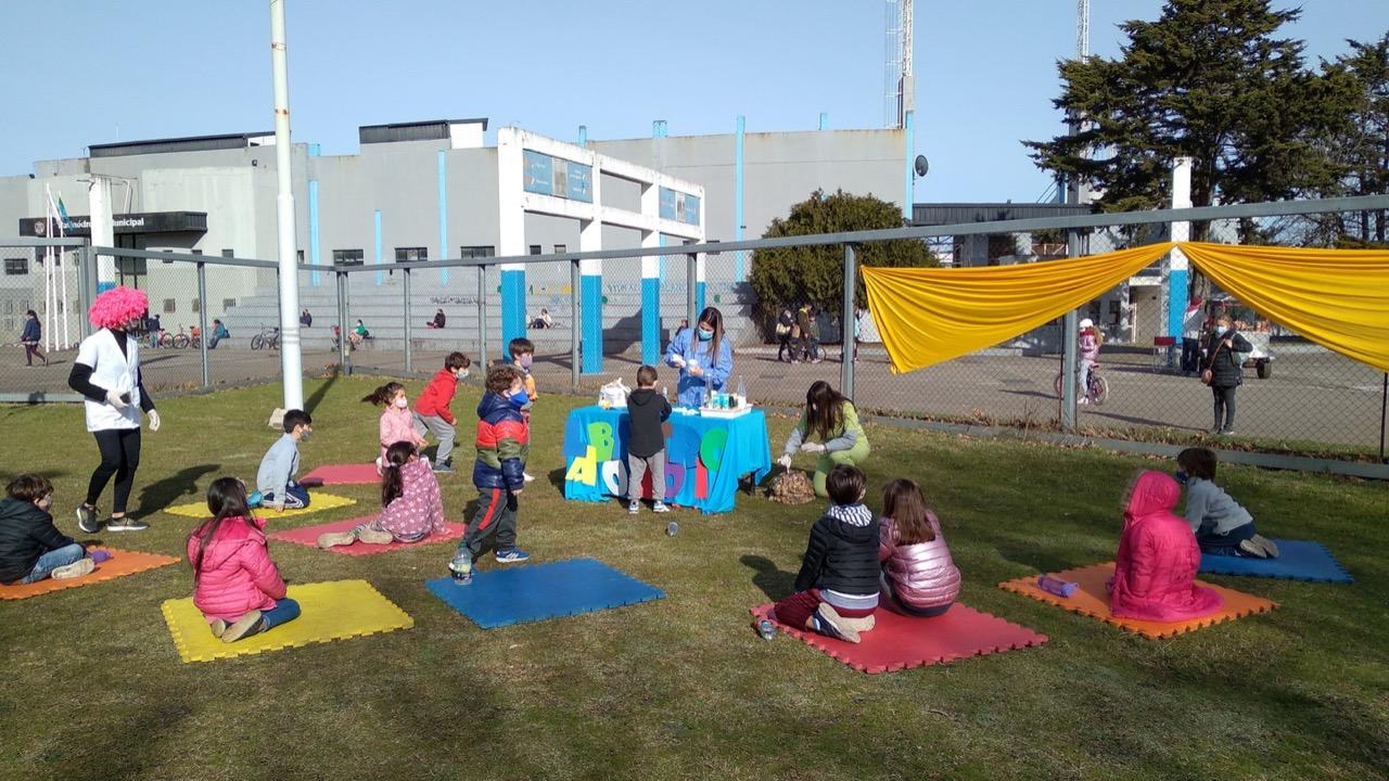 El Municipio propone actividades lúdicas por el Mes de la Niñez