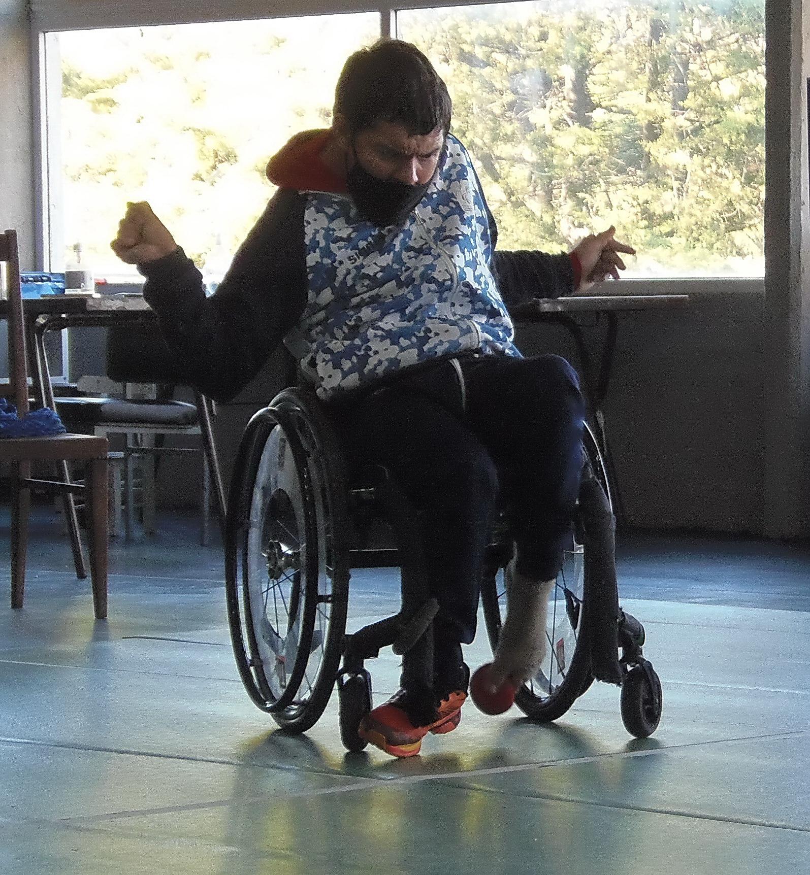 Mauricio Ibarbure estará en Tokio, su sexto Juego Paralímpico consecutivo