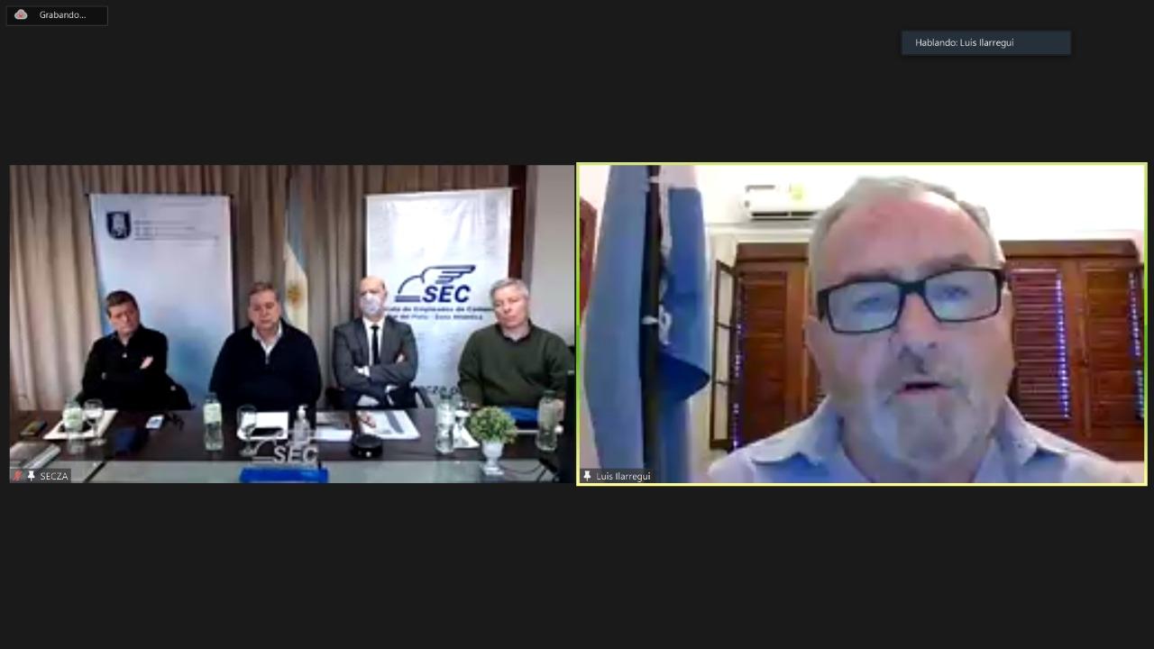 Mercantiles tuvieron el 3er Conversatorio con el Embajador argentino en Cuba