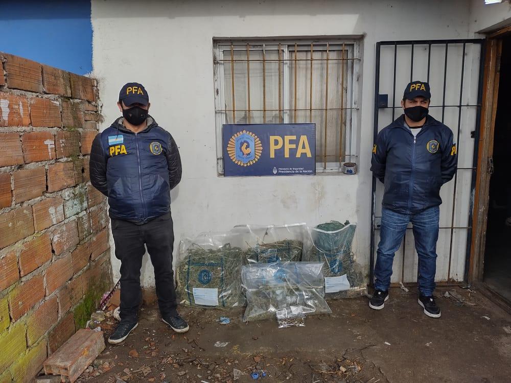 Zona Roja: detienen a 5 personas acusadas de narcomenudeo