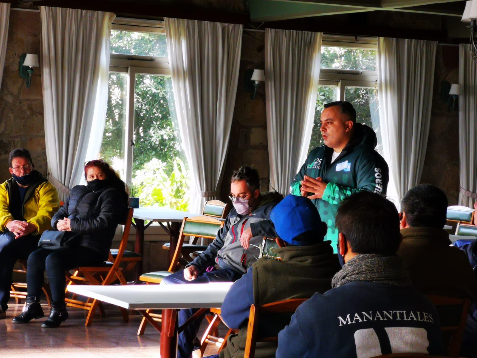 Torres de Manantiales: incertidumbre de los trabajadores y manifestación