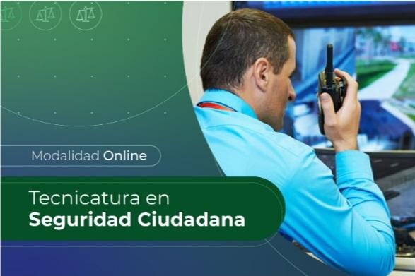 UFASTA presenta la Tecnicatura en Seguridad Ciudadana