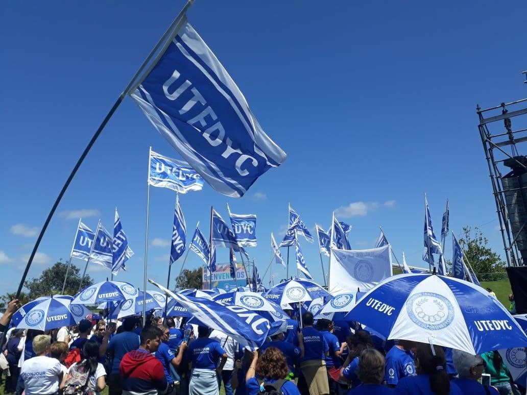 Agrupación 5 de Febrero mostró su preocupación por las condiciones laborales de los trabajadores de UTEDYC