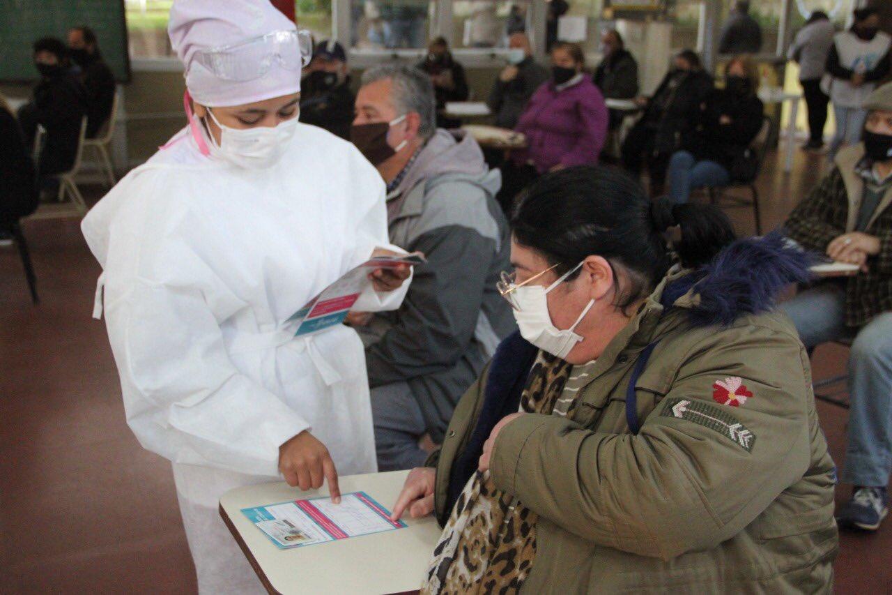 Las postas itinerantes de vacunación covid llegarán a Batán, Sierra de los Padres y al predio de residuos