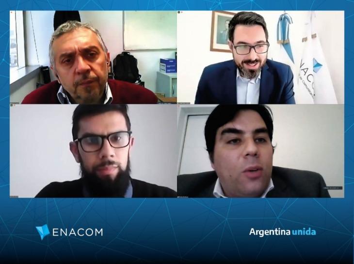Más de 80 prestadoras TIC bonaerenses reunidas con autoridades de ENACOM