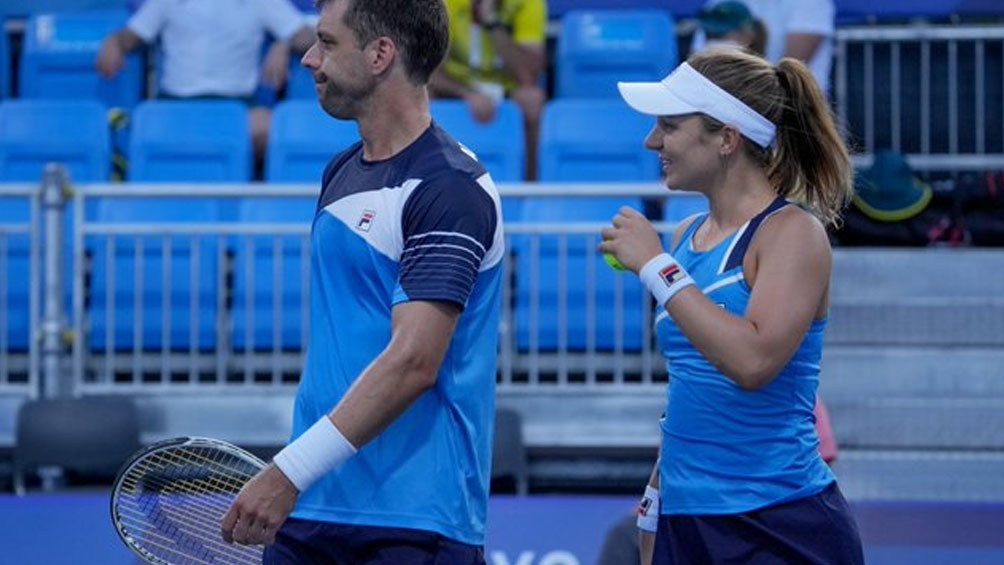 El marplatense Zeballos eliminado del tenis olímpico