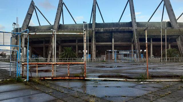 Se profundiza la preocupación por el nivel de deterioro del Estadio Mundialista