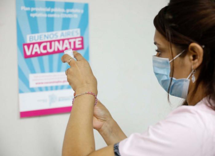 El Gobierno bonaerense envió más de 200 mil turnos para completar esquemas de vacunación