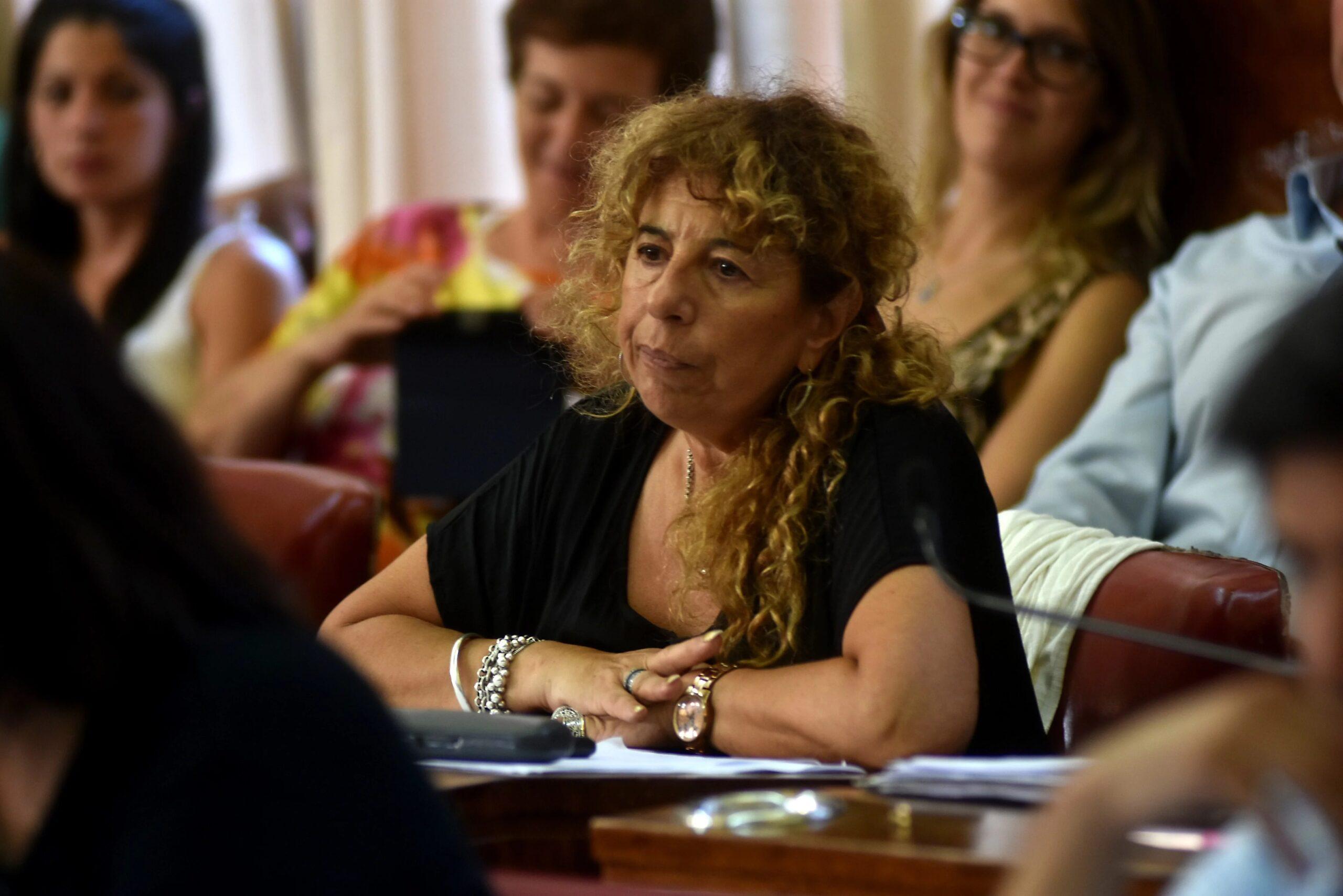 """Angélica González en """"Hablemos sin saber"""""""
