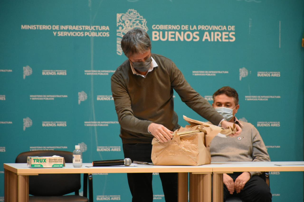 Invertirán $187 millones en obras cloacales para Mar del Plata