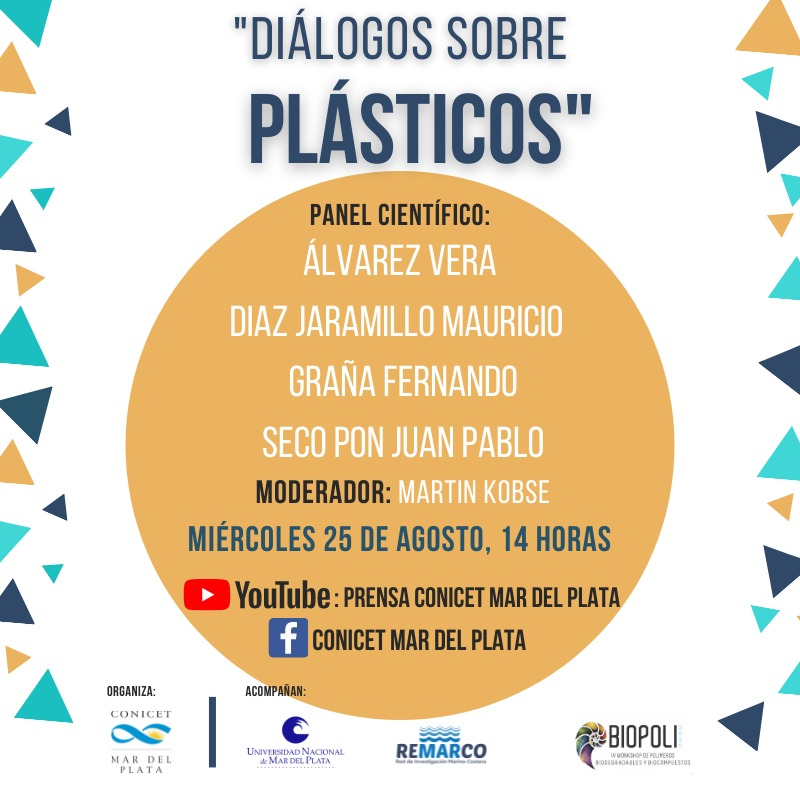 """Ya llega el evento """"Diálogos sobre Plásticos"""""""