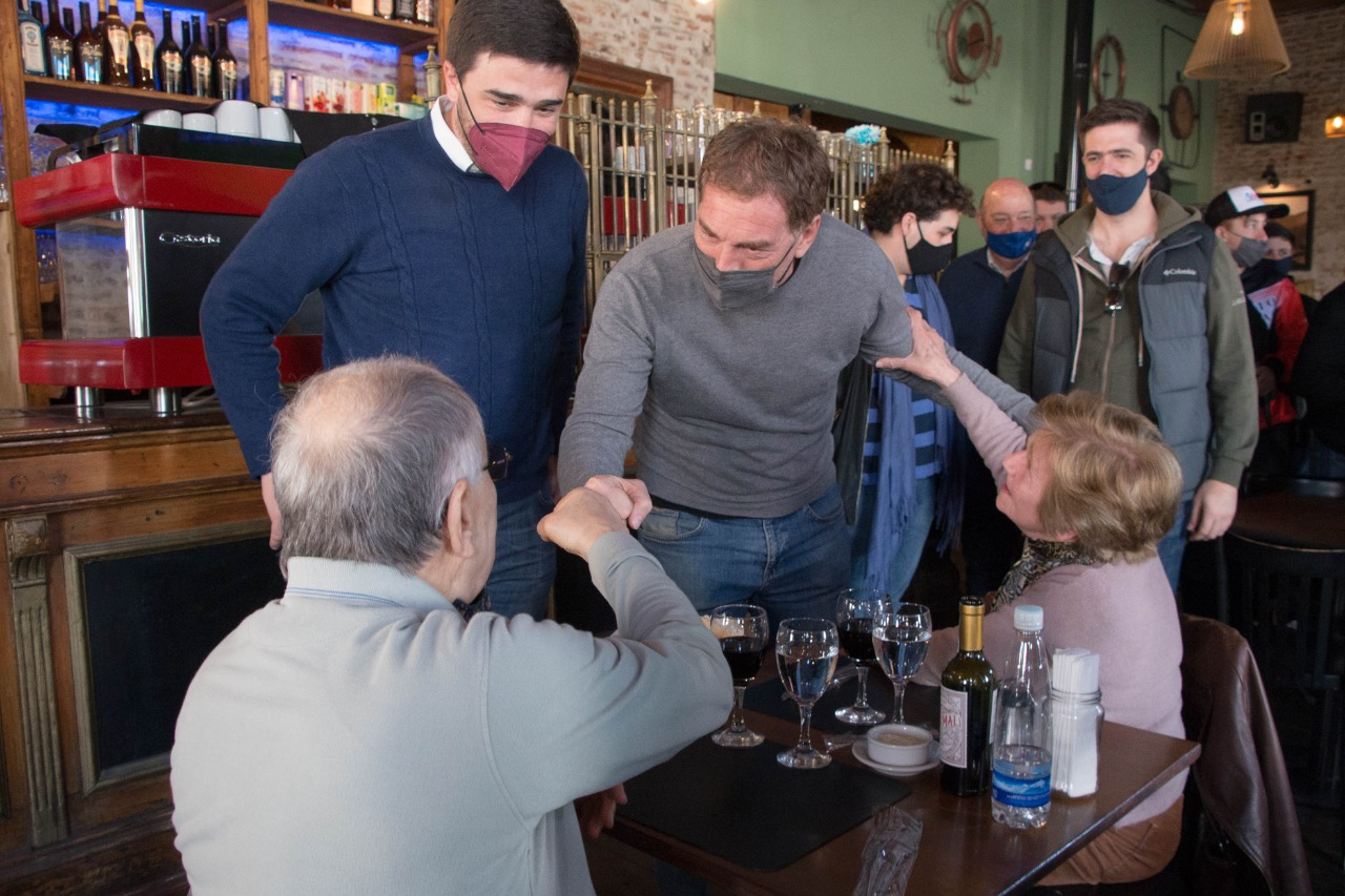 """Santilli: """"Es importante que vayamos a votar porque se juega qué Argentina queremos"""""""