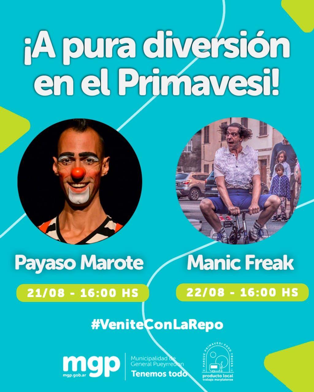 """Mar del Plata Festeja"" el mes de las infancias"