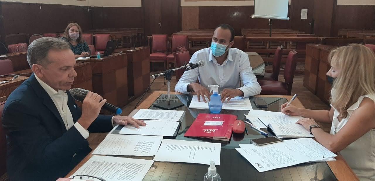 Convocan al Secretario de Seguridad municipal al Concejo Deliberante