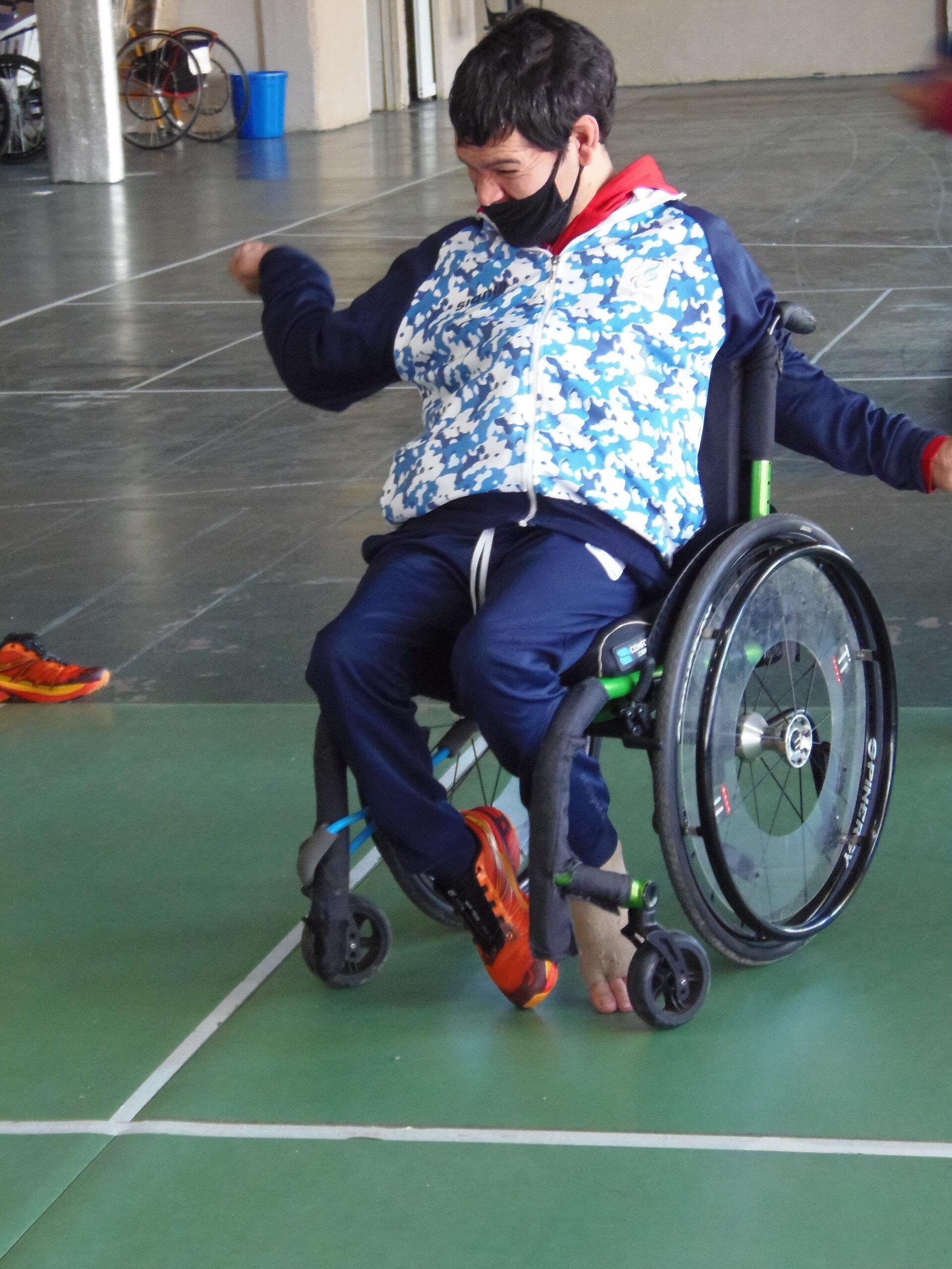Cuenta regresiva para los marplatenses hacia los Juegos Paralímpicos de Tokio