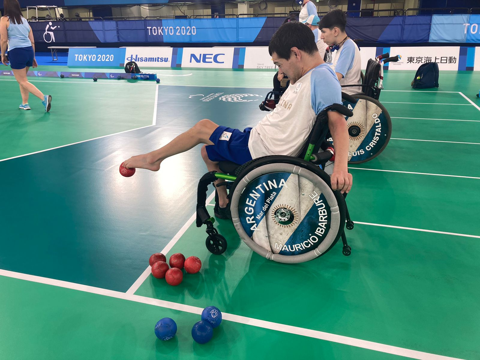 El viernes inician los Juegos Paralímpicos para los marplatenses