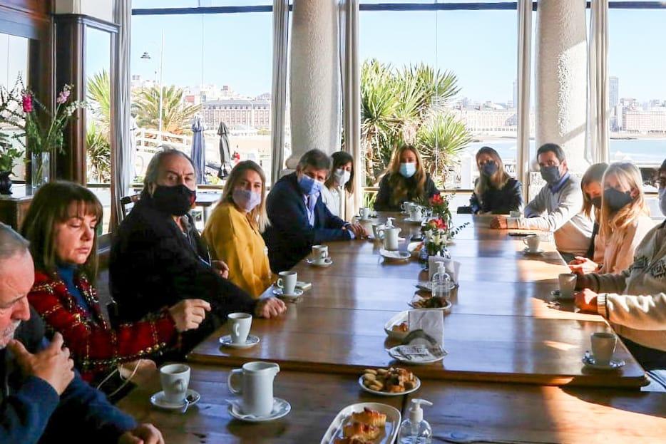 "Sívori destacó el Programa Previaje: ""Promueve una actividad fundamental para Mar del Plata"""
