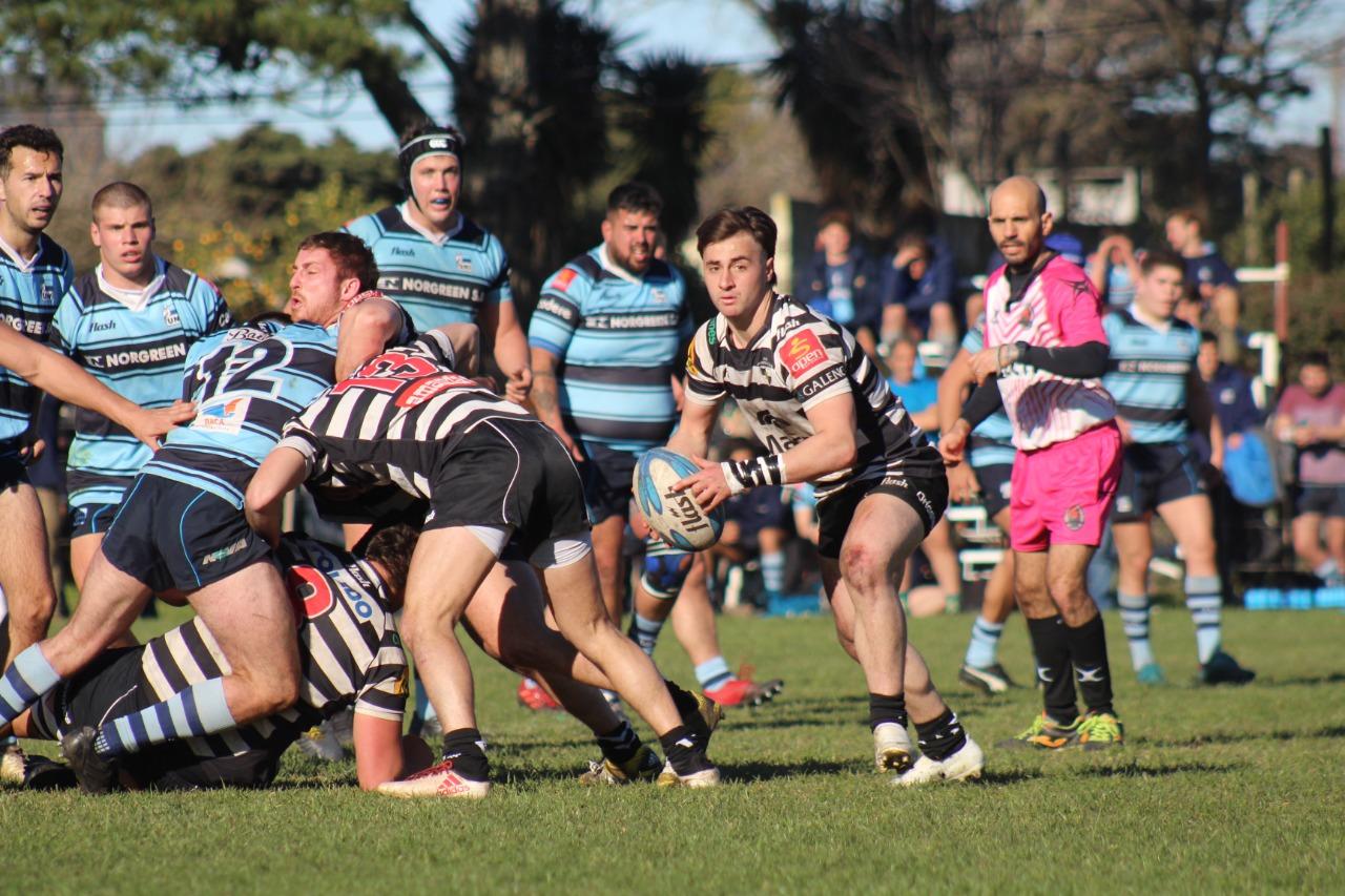 Rugby: Mar del Plata Club no detiene su andar