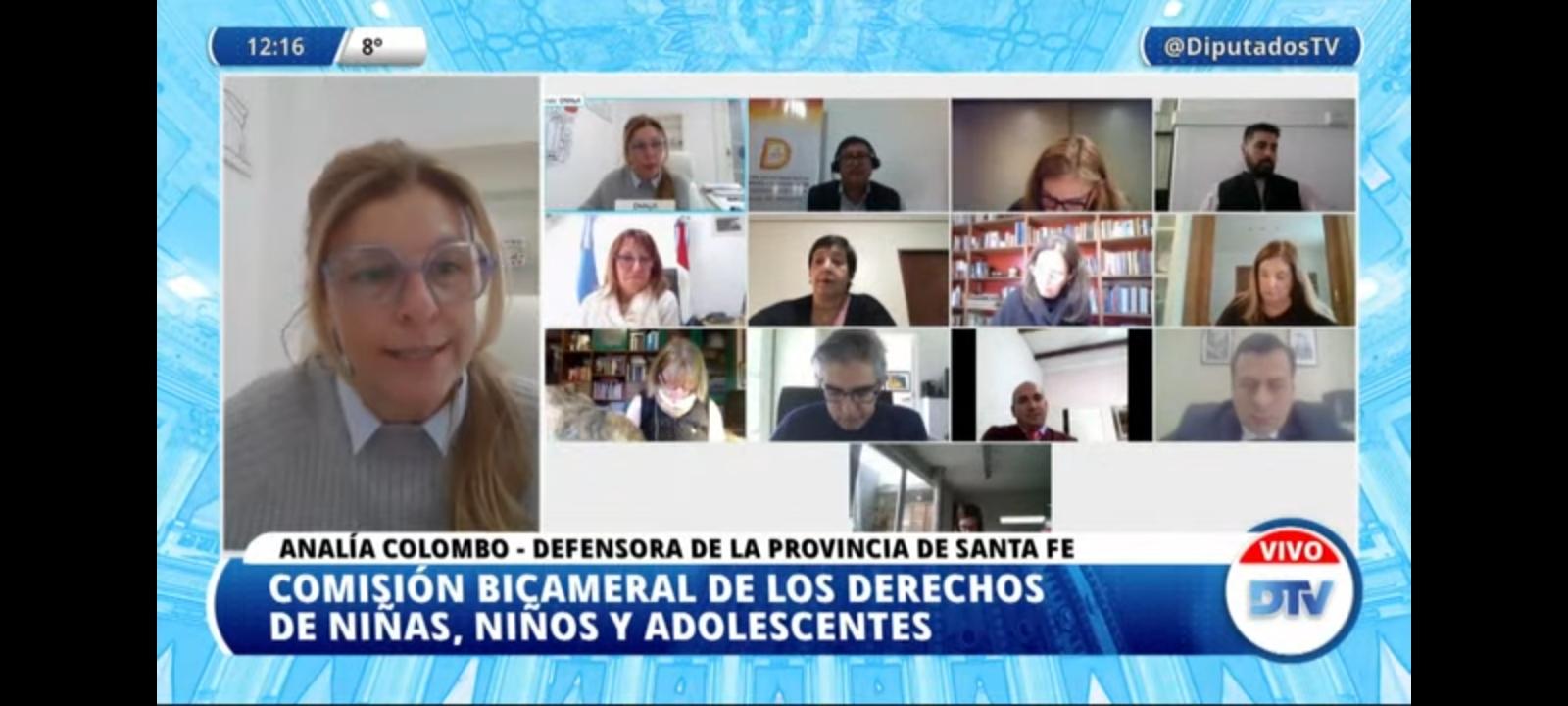 Diputados analiza con Defensorías la protección de derechos de niños y adolescentes