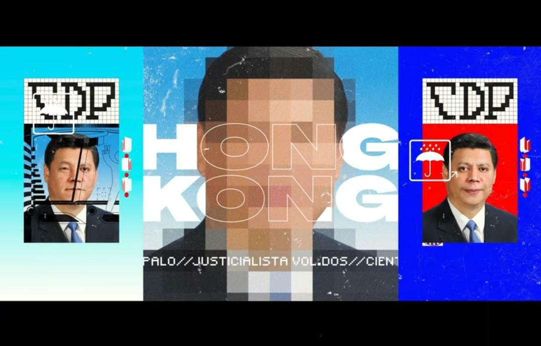 """Científicos del Palo lanzó """"Hong Kong"""", un adelanto de su próximo disco, """"Justicialista 2"""""""