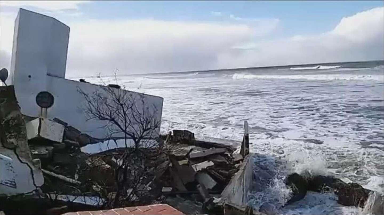 Tras la casa arrasada en Mar del Tuyú, Agrimensores debatirán la interacción del hombre con los recursos hídricos