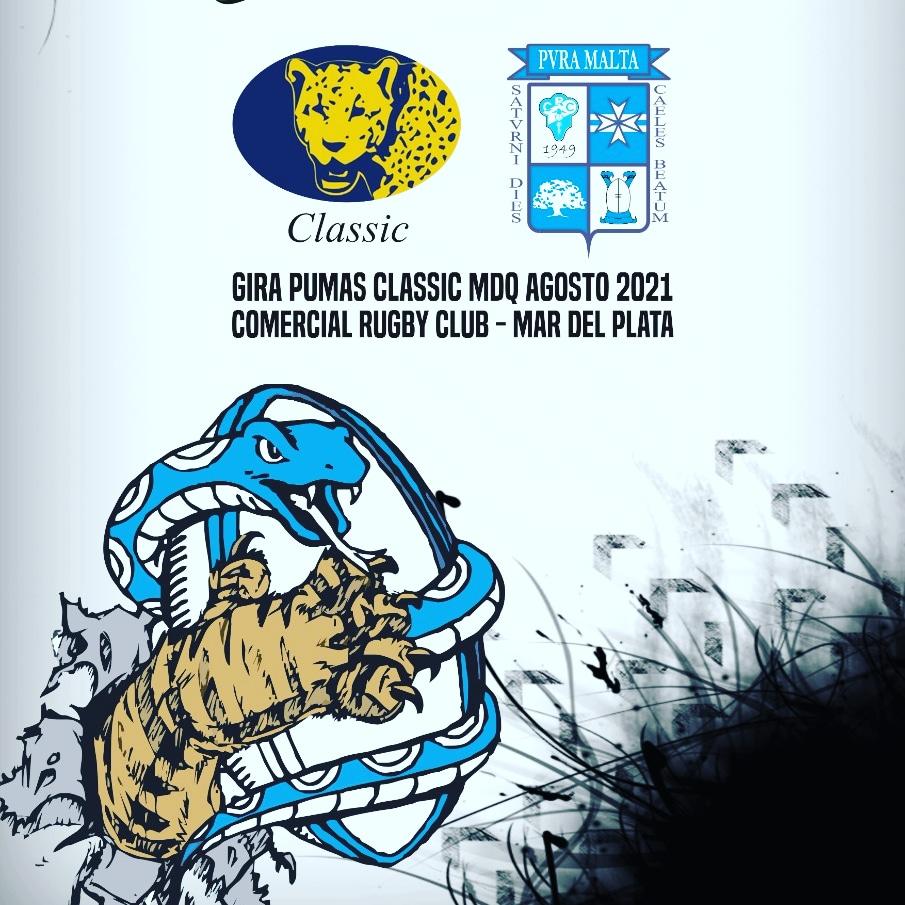 Las leyendas del rugby argentino llegan a Mar del Plata