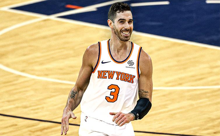 Vildoza tiene su estreno en la NBA con los Knicks en la Liga de Verano en Las Vegas