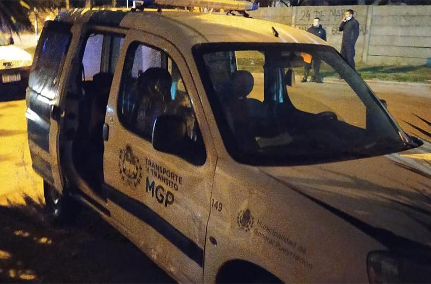 Piden explicaciones por el robo de un vehículo municipal que protagonizó siniestro de tránsito