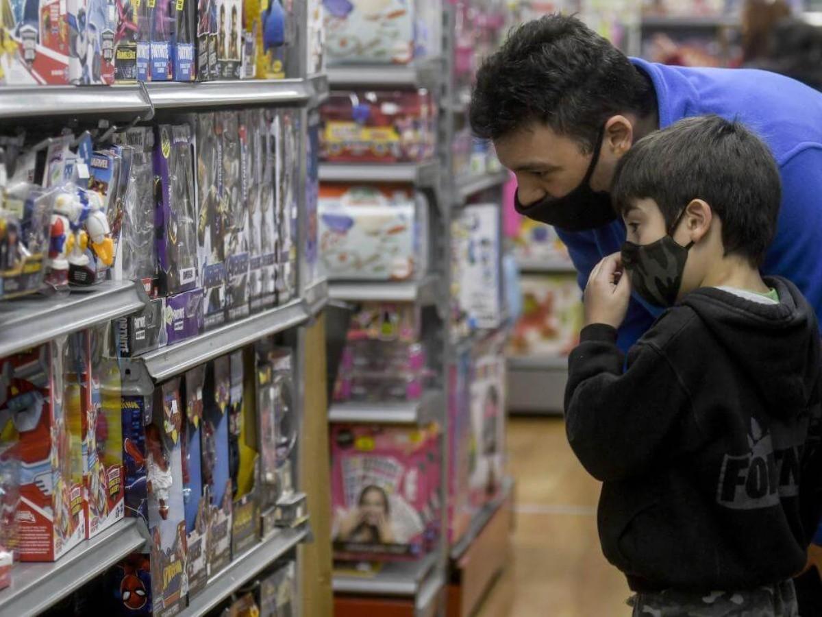 Día de la niñez: las ventas en Mar del Plata aumentaron un 23%