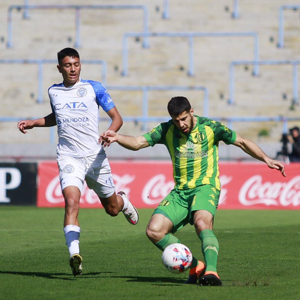 Aldosivi sufrió una dura derrota y Gago anunció que sigue