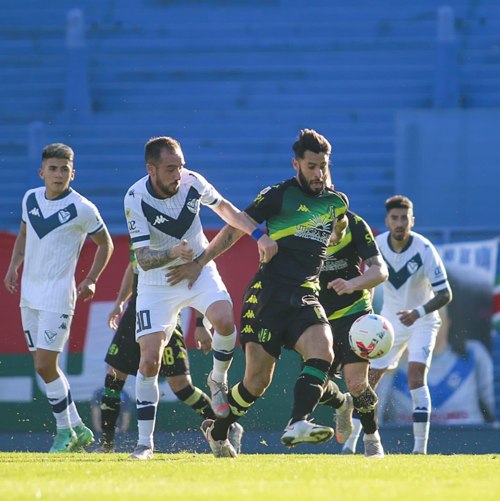 Aldosivi sufrió la quinta derrota consecutiva