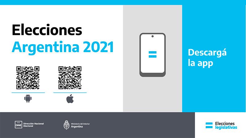 El Gobierno lanzó una App para seguir los resultados de las elecciones PASO