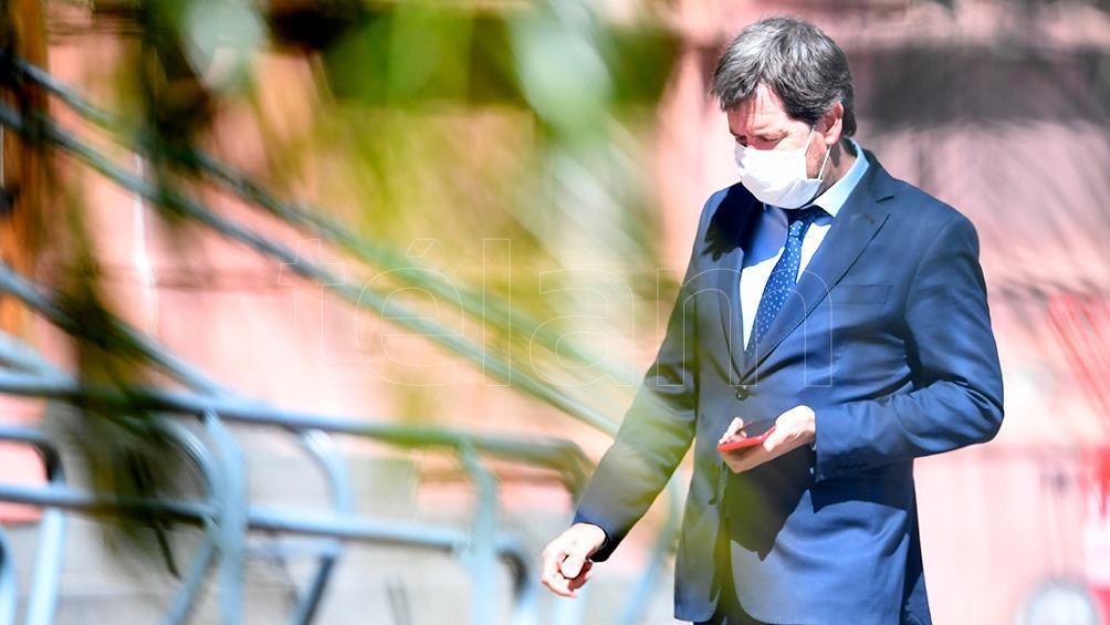 Renunció Juan Pablo Biondi, secretario de Comunicación y Prensa del Gobierno