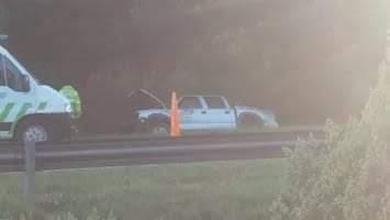 Un hombre murió tras salir despedido de su camioneta en la ruta 226
