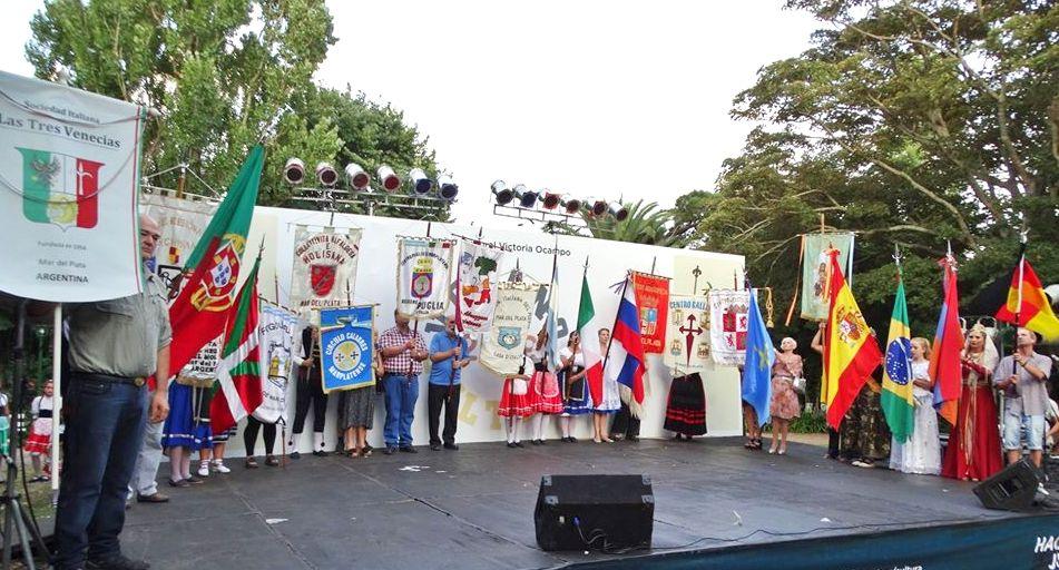 Anuncian la realización del acto Oficial del Día del Inmigrante