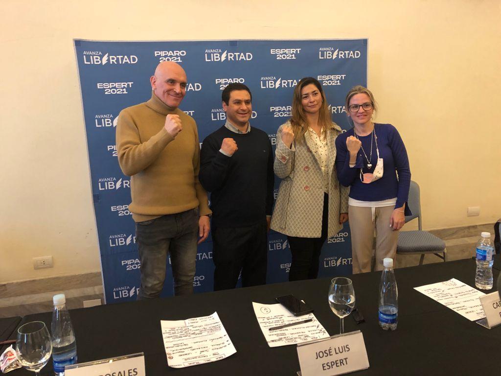 Avanza Libertad, tercera fuerza en Mar del Plata