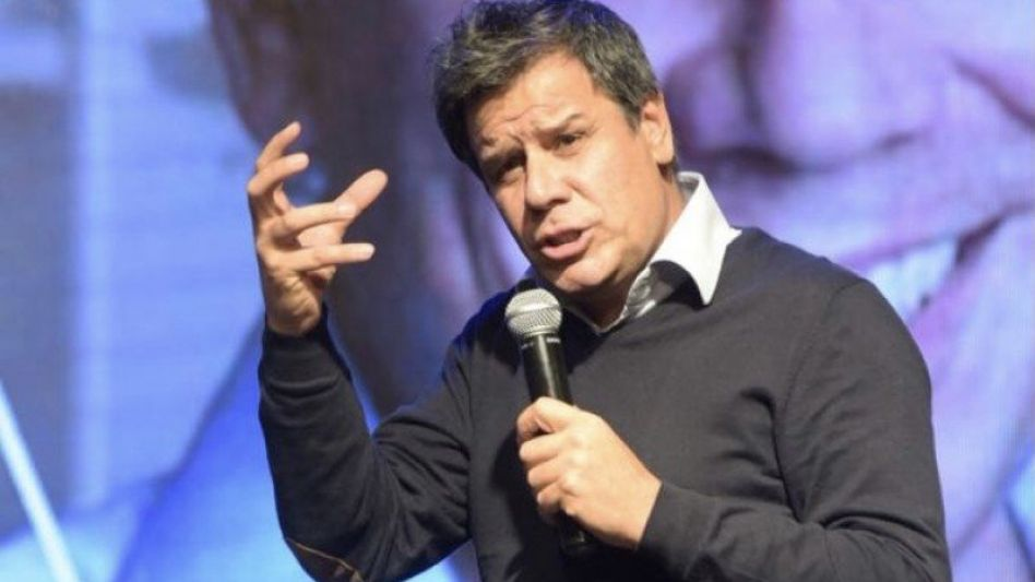 """Manes convocó a """"expresar la verdadera voz del pueblo argentino"""" en las PASO"""
