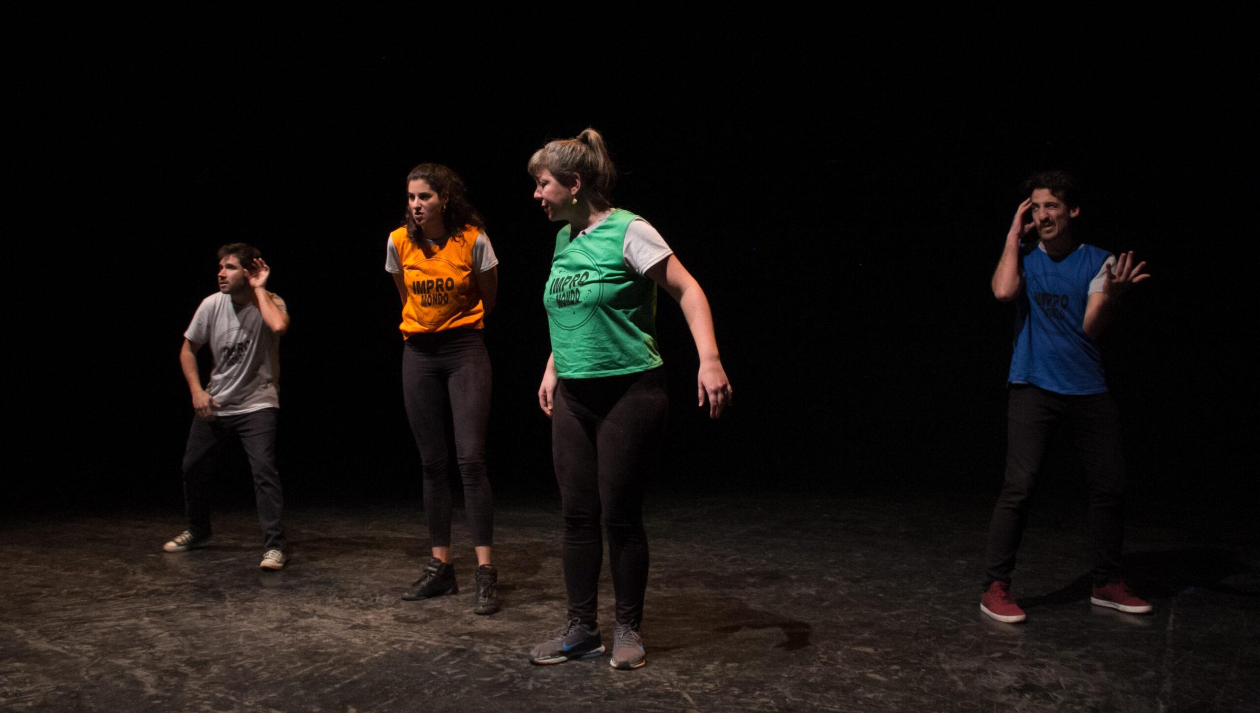 Con gran acompañamiento del público, continúa la 4° edición del Festival de Teatro Independiente
