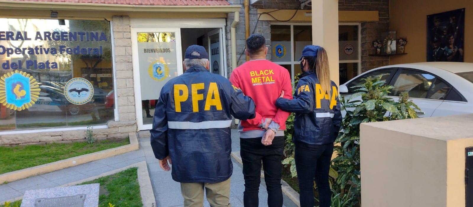 La Policía Federal decomisó gran cantidad de drogas en Mar del Plata