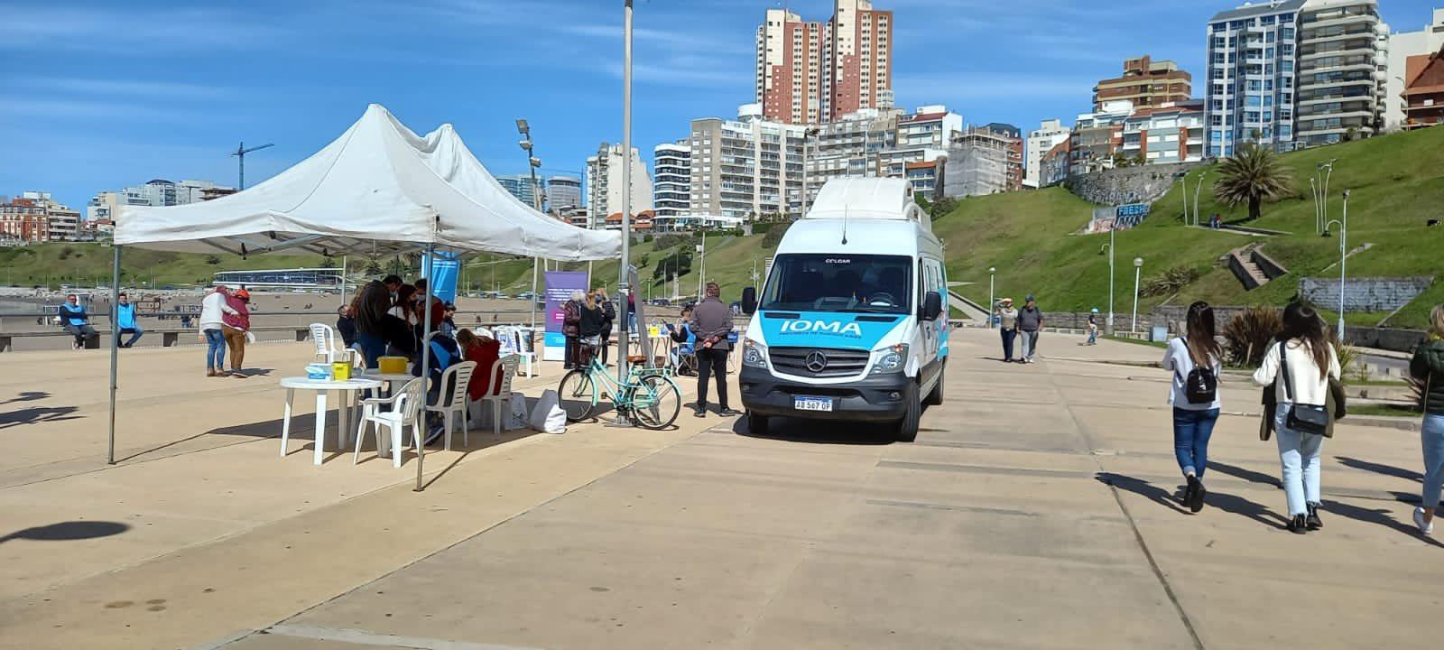 Más del 78 por ciento de los mayores de 60 años ya recibieron las dos dosis en Mar del Plata