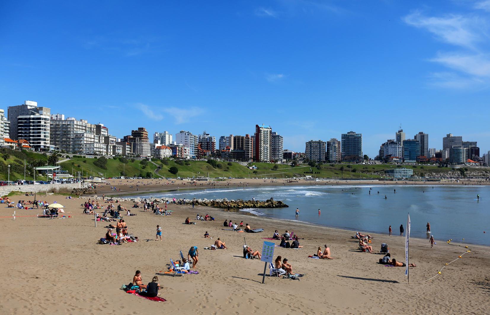 Reactivación turística: Mar del Plata recibió 62.817 turistas durante el fin de semana